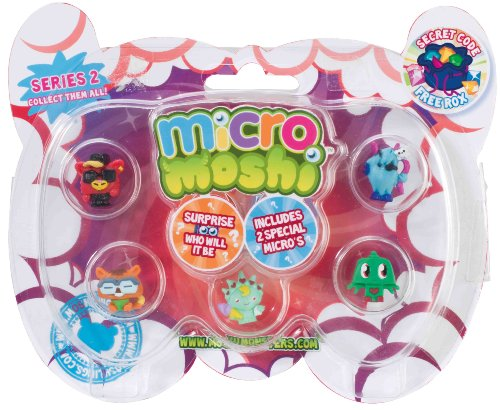Moshi Monsters - Micro Moshi Series 2 Sammlerstücke
