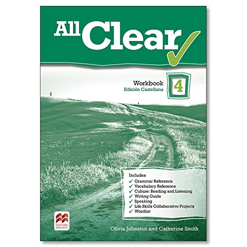 ALL CLEAR 4 Wb Cast - 9780230467408