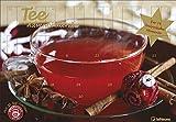 Image of Tee - Adventskalender 2016 - Teekanne, 25 Teekompositionen für eine genussvolle Adventszeit - 56 x 38 cm