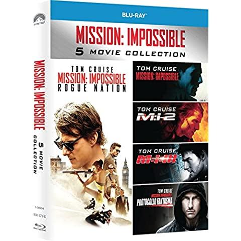 Mission Impossible - 5 Movie Collection