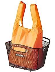 Basil carroun – Bolso Keep Naranja, plegable, adecuado para Icon/BOLD (1 pieza)