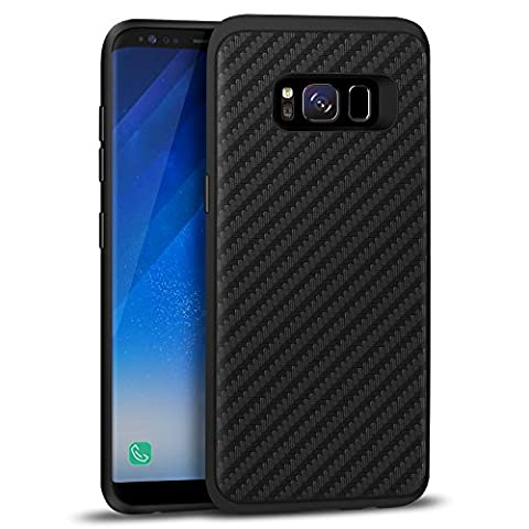 Galaxy S8 Case, Willnorn Premium Leather Cellphone Case Cover with