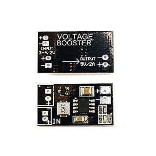 Bluelover Matek DC-DC-Volt-Booster 1S LiPo bis 5V-Synchron-Aufwärtswandler