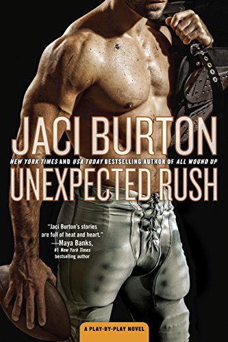 Unexpected Rush (A Play-by-Play Novel Book 11) (English Edition) Burton Womens-player