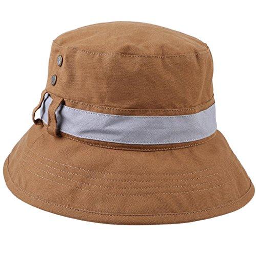 LIXIONG Chapeau de soleil Chapeau de pêcheur d'été...