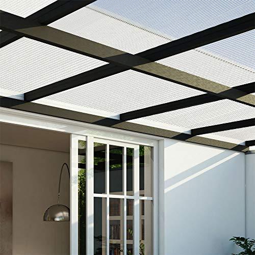 Deuba Hohlkammerstegplatten 14 Stück | 10,25 m² | - 5