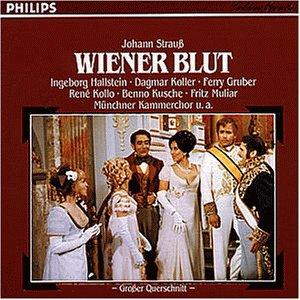 Strauss: Wiener Blut (Querschnitt)