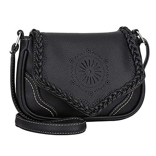 Umhängetasche Handtasche Tragetasche ♥ Loveso♥ Damen Frauen Shoppingtasche Umhängetasche Vintage Damentasche Party Freizeit ()