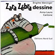 Zara Zébra dessine