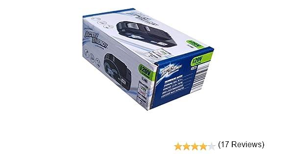 36 Wh 20 Volt ACTIV ENERGY per utensili a batteria Ferrex 2,0 Ah attrezzi da giardino Batteria agli ioni di litio