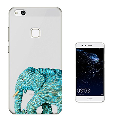 c00905-cool-wildlife-blue-indian-african-elephant-tusks-design-huawei-p10-lite-fashion-trend-silikon