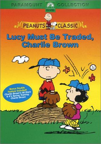 Bild von Peanuts - Lucy Must Be Traded, Charlie Brown