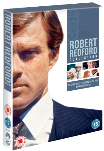 Robert Redford Collection (Great Gatsby, Indecent Proposal, Barefoot In The Park) [UK Import]