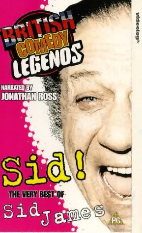British Comedy Legends: The Very Best Of Sid