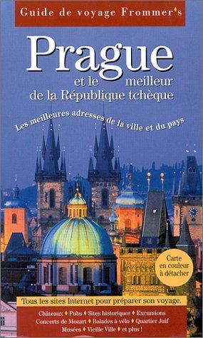 Prague et le meilleur de la République tchèque