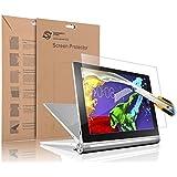 Supremery® Lenovo YOGA Tablet 2 (10,1 pulgadas) Vidrio Película Lámina protectora Protector de pantalla Vidrio antibalas para Yoga 2 10.1