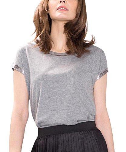 esprit-womens-116ee1k025-t-shirt-grey-gunmetal-5-38-manufacturer-size-medium
