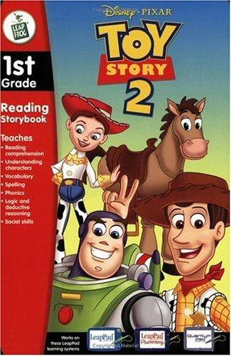 LeapFrog LeapPad Book: Disney-Pixar Toy Story 2 by Disney