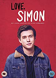 Love, Simon [DVD] [2018]