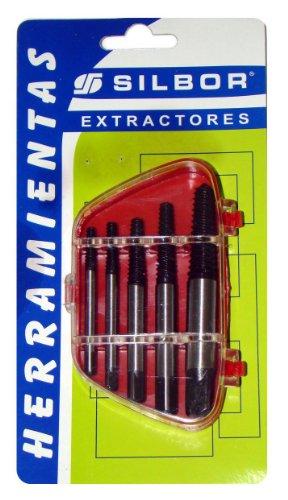 Silbor estrattori pzs-Set 5.