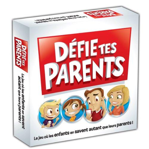 Spin Master Games - 6022016 - Jeu de Société - Défie Tes Parents