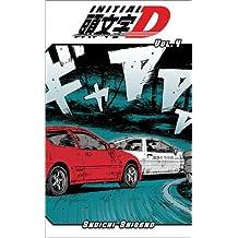 Initial D Volume 4