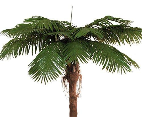 Phönixpalme, 15 Wedel Royalpalmstamm, Höhe: 270cm – künstliche Palme Dekopalme