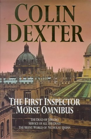 The First Inspector Morse Omnibus: