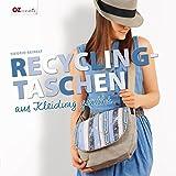 Recycling-Taschen: aus Kleidung genäht
