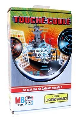 MB jeux - Jeu de voyage - Touche Coule Voyage
