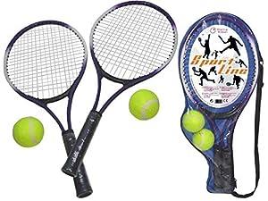 Rama- Raqueta Tenis EN Bolsa 2 Unidades, (44607)