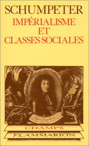 Impérialisme et classes sociales