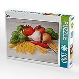 Pasta 1000 Teile Puzzle Quer