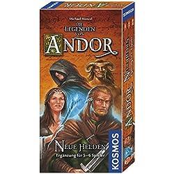 Kosmos 692261 - Die Legenden von Andor, neue Helden Die Legenden von Andor
