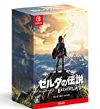 The Legend of Zelda: Breath of the Wild - Collector's Edition (Multi-Language) [Switch][Japanische Importspiele]