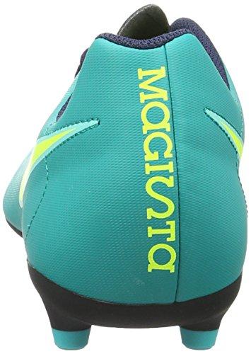 Nike  Magista Ola Ii Fg, Chaussures de foot pour homme Vert (Rio Teal/Volt Obsidian/Clear Jade)