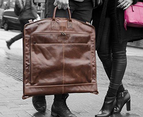 Prime Hide - Portatrajes de viaje , marrón (marrón) - 891-Brown