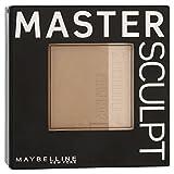Maybelline New York Master Sculpt Terra Contouring 2in1, Medium-Dark