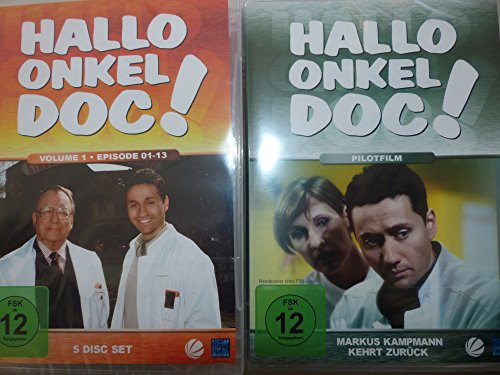 Pilotfilm+Staffel 1 (6 DVDs)