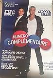 Numéro Complémentaire - Steevy Boulay - Georges Beller - 80x120cm - AFFICHE / POSTER