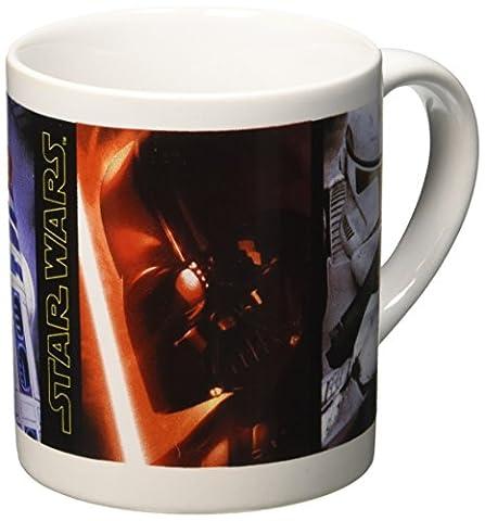 STAR Licensing 42653 Star-Wars Tasse, Keramik, mehrfarbig