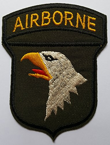 us-army-101st-airborne-rangers-iron-on-patch-brand-new-sew-on-patch-transfer