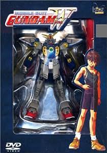 Gundam Wing, vol.1&2 - Coffret 2 DVD [inclus 1 figurine inédite en France]