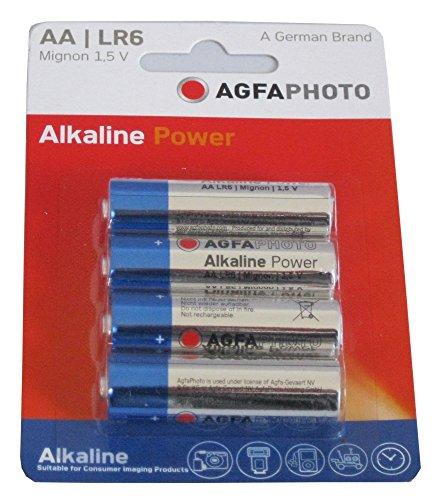 Agfaphoto 59866 Pack de 4 Piles Alkaline universel LR3/AAA 1100 mAh