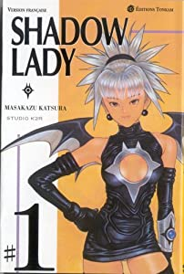 Shadow Lady Edition simple Tome 1