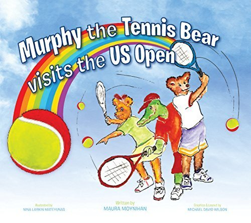 Murphy the Tennis Bear Visits The US Open by Maura Moynihan (2014) Paperback par Maura Moynihan