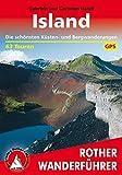 Island : Die schönsten Küsten - und Bergwanderungen, 63 Touren, mit GPS-Tracks (Rother Wanderführer)