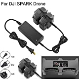 Best Accessories for DJI SPARK!!!Pondkoo 4 in 1 Battery Charger Hub RC Intelligent