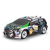 BeesClover WL-Toys K989 1:28 RC Auto 2.4G 4WD Spazzolato Motore 30KM/H ad Alta velocità RTR RC Drift Auto Rally Car Handy Life