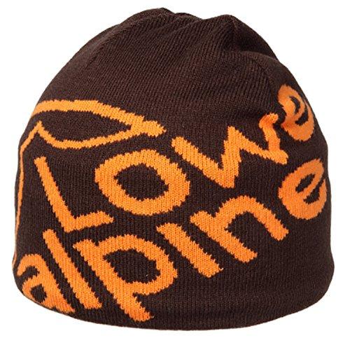 lowe-alpine-logo-beanie-braun-einheitsgraaye